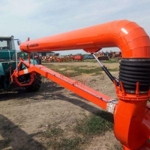 Насос от вом трактора 1800м3ч, Венерони (Италия), на поливе риса