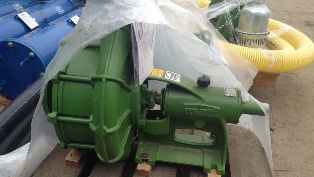 Насосо Роватти 1450-2300 об/мин для орошения и перекачки, для сборки дизельной насосной станции